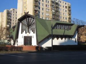 füredi úti református templom